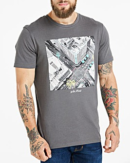 Jack & Jones Railroad T-Shirt