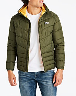 Jack & Jones Bend Light Puffer Jacket
