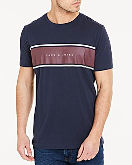 Jack & Jones Shakedown Eclipse T-Shirt