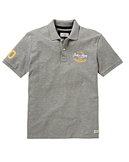Jack & Jones Fara Grey Polo