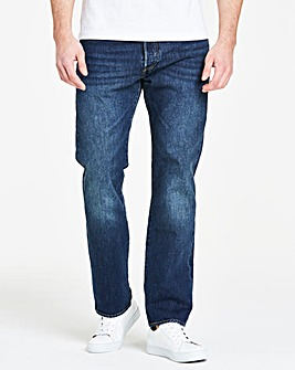 Levi's 501® Straight Fit Jean 32 In