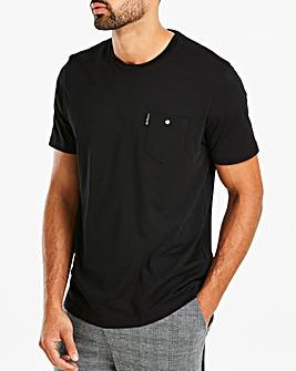 Ben Sherman Target Snap T-Shirt L