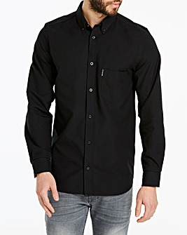 Ben Sherman Oxford Long Sleeve Shirt Long