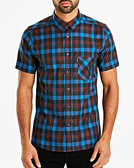Ben Sherman Multi Gingham Shirt R