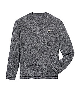 Voi Allure Twist Crew Jumper