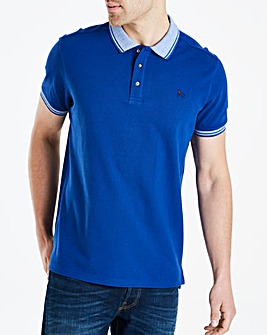 Bewley & Ritch Soda Blue Klum Polo R