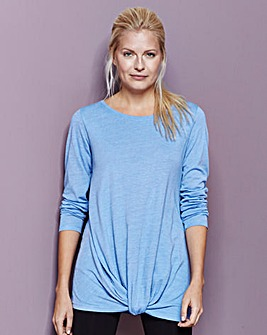 Label Be Long Sleeved Loose Fit T-shirt