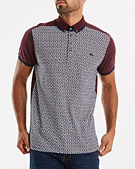 Bewley & Ritch Burgundy Frank Polo R