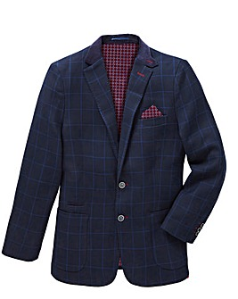 Bewley & Ritch Navy Tagg Blazer Regular