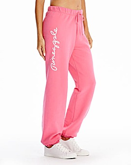 Pineapple Ladies Loose Fit Joggers 30in