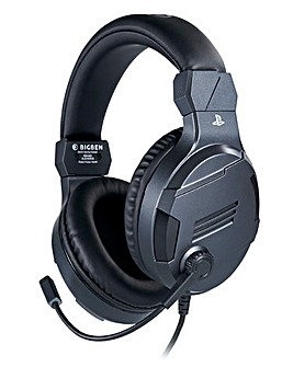 Playstation 4 Official Stereo Gaming Headset (Titan)