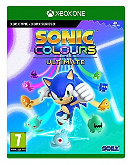 Sonic Colours Ultimate (Xbox One/Series X)