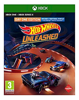 Hot Wheels Unleashed: Day One Edition (Xbox One)