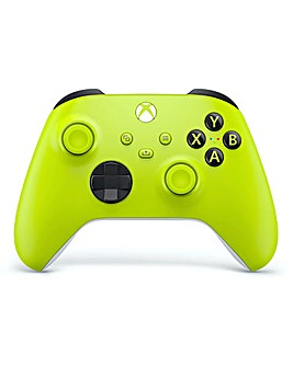 Xbox Wireless Controller - Electric Volt (Xbox One/Series X)