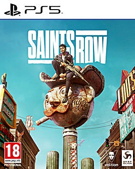 Saints Row: Day One Edition (PS5)
