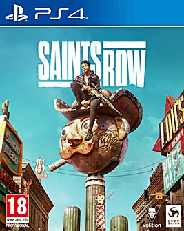 Saints Row: Day One Edition (PS4)