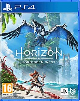 Horizon: Forbidden West (PS4)