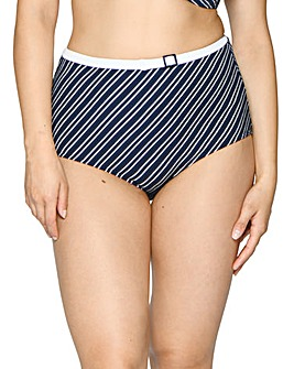 Curvy Kate Sailor Girl High Waist Brief