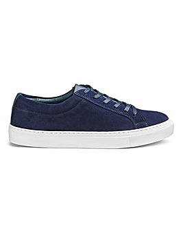 Premium Suede Trainers Standard Fit