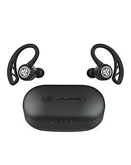 JLab Epic Air Sport True Wireless Earbuds Black