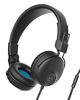 JLab Studio Wired On Ear Headphones