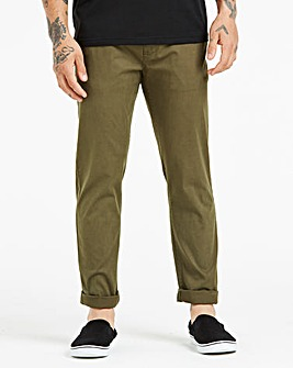 Capsule Khaki Stretch Tapered Chino 29in