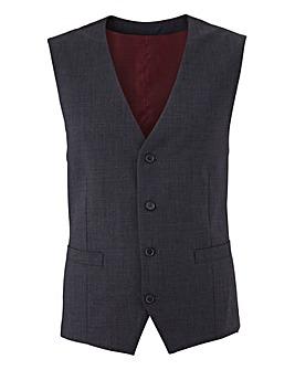 Skopes Charcoal Darwin Waistcoat Reg