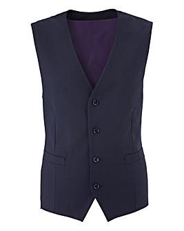 Skopes Navy Darwin Suit Wcoat Reg