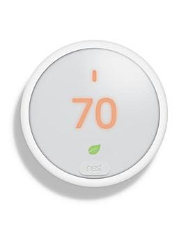 Google Nest White Thermostat E