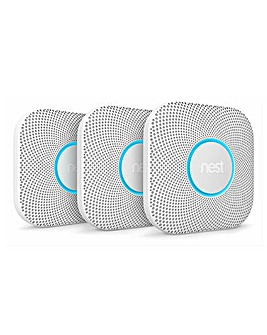 Google Nest Protect - 3 Pack