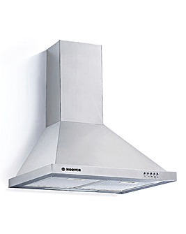 Hoover HCE160X 60cm Chimney Hood