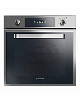 Hoover HPRCE60SS Oven + Ceramic Hob Pack