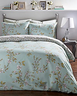 Yasmina Duckegg Duvet Cover Set