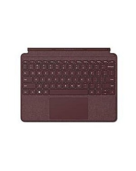 Microsoft Surface GO Typecover Burgundy