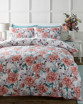 Evie Cotton Duvet Cover Set