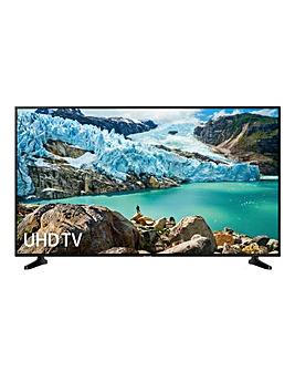 Samsung RU720 4K TV 50IN UHD