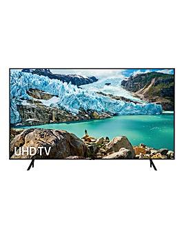 Samsung RU720 4K TV 70 inch UHD