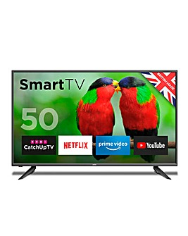 Cello 50IN 4K HD Smart TV