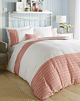 Albany Pink Duvet Cover Set