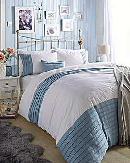 Albany Blue Duvet Cover Set