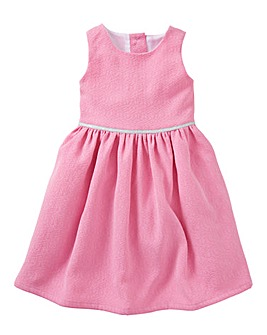 KD BABY Jacquard Party Dress