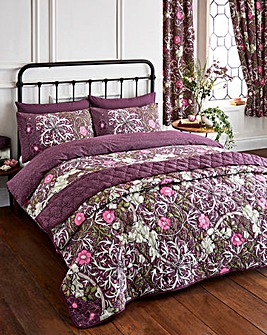 William Morris Seaweed Duvet Set