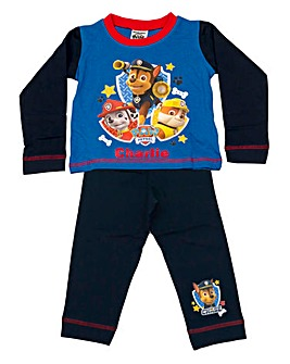 Personalised Paw Patrol Pyjamas