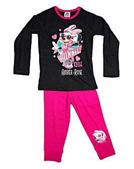 Personalised Minnie Mouse Pyjamas