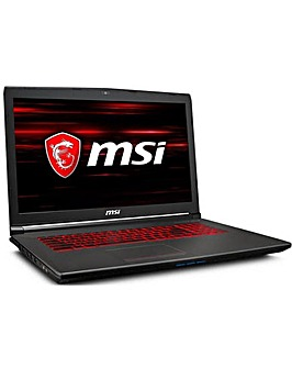 MSI GV72 8RE GTX1060 Gaming Laptop