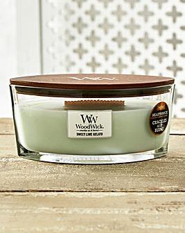 WoodWick Sweet Lime Gelato Hearthwick