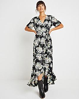 Joanna Hope Luxe Jersey Wrap Dress