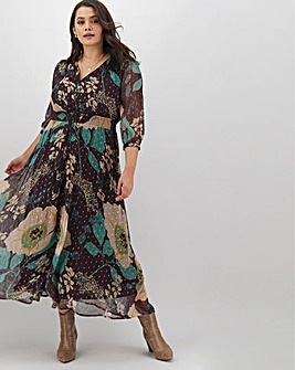 Joanna Hope Poppy Print Dress