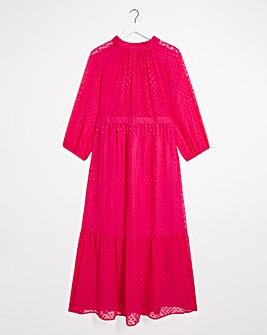 Joanna Hope High Neck Maxi Dress