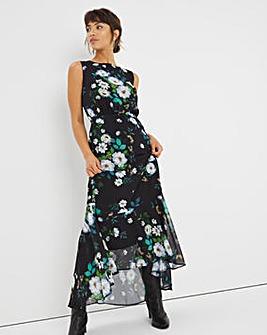 Joanna Hope Print Column Dress